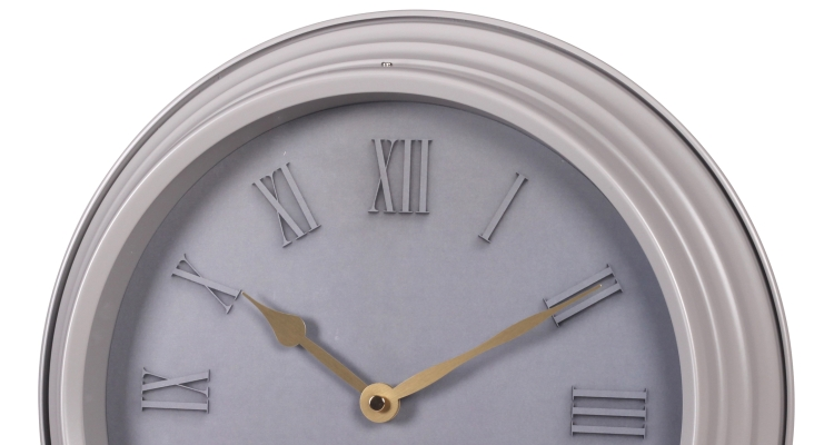Wall Clock Retro