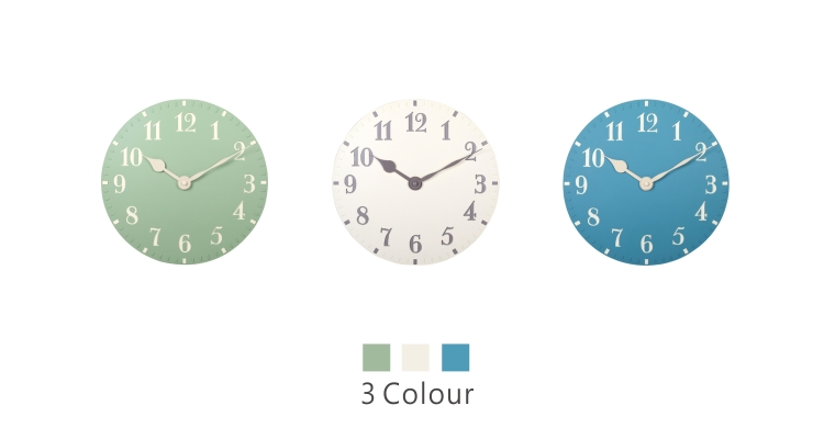 Decorative Design Wall Clock