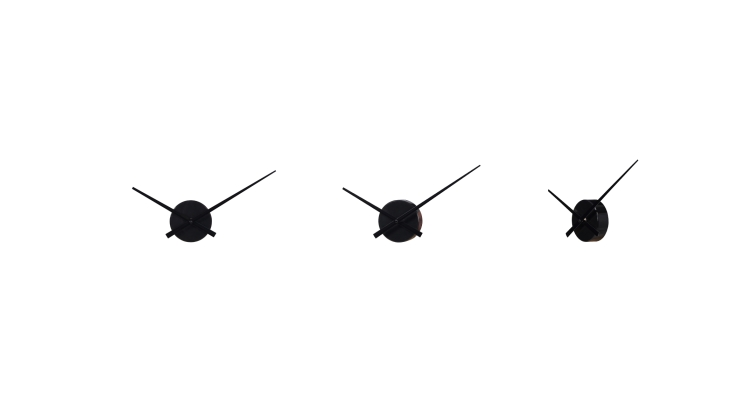 Large Contemporary Wall Clocks
