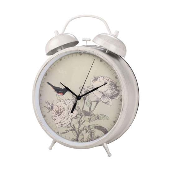 8 Inch Two Bell Alarm Clocks