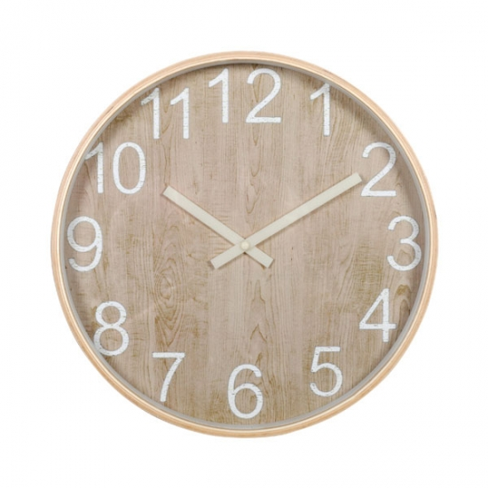 35CM Wooden Wall Clock
