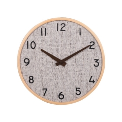 "12 ""reloj de pared decorativo"