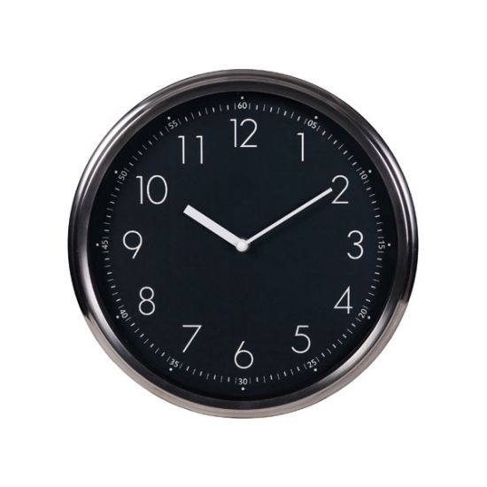 Stainless Clock