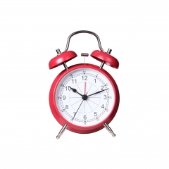 Metal Table Bell Alarm Clock